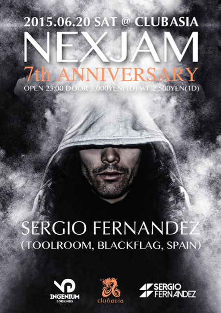 NEXJAM feat. DJ Sergio Fernandez