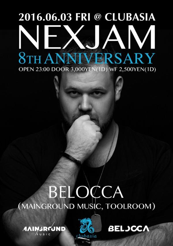 NEXJAM feat. DJ Belocca