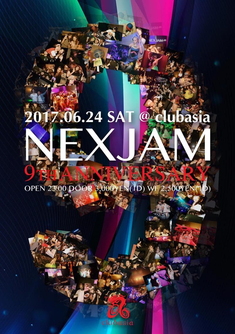 NEXJAM 9th Anniversary